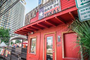 Tiniest Bar in Texas