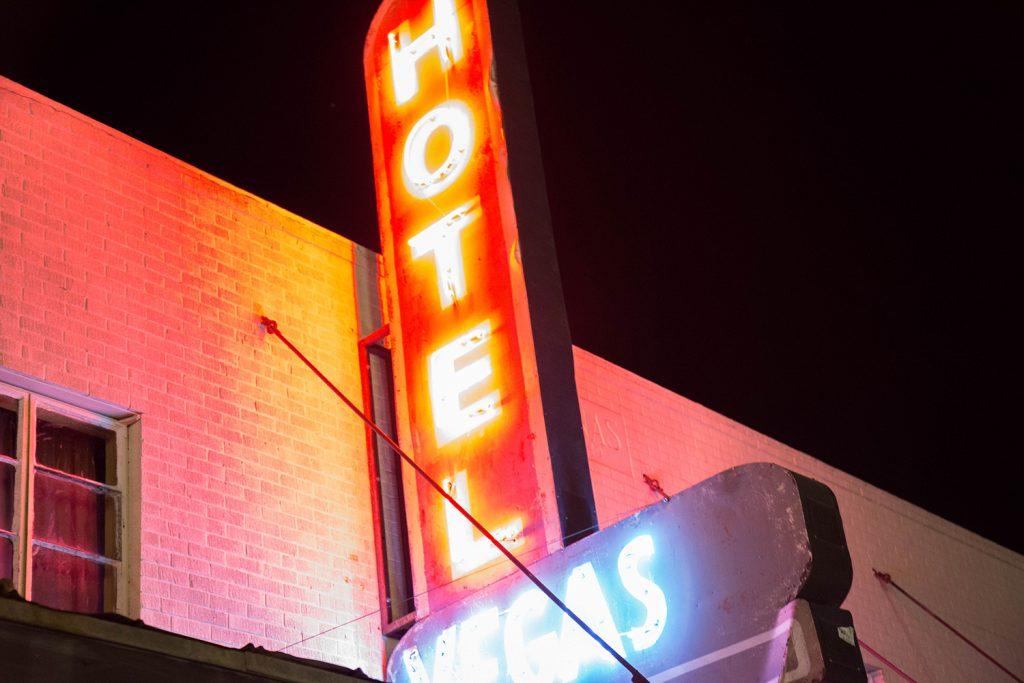 Hotel Vegas - East 6th Street Live Music Bar & Patio
